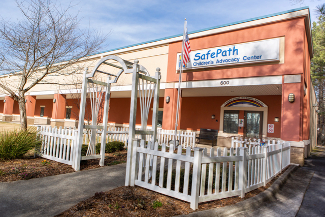 Exterior of Safepath building