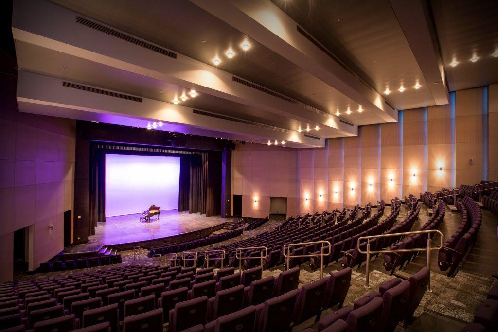 Dale Carnegie Bronner Auditorium