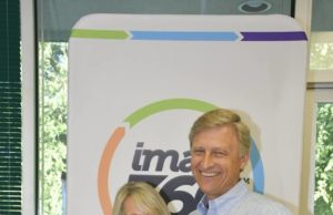 Image360 Kennesaw owners Cheryl and Marke Barre.