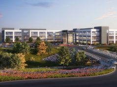 Edison Chastain Office Development rendering