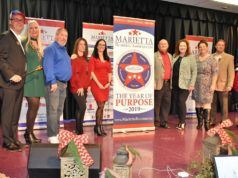 Marietta Business Association board members