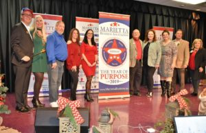 Marietta Business Association board members