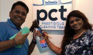 pct clean rj patel