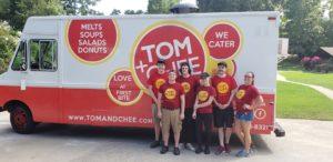Tom+Chee Food Truck