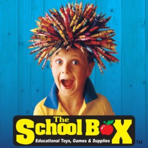 the school box logo