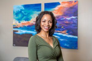 Dr. Ganielle Hooper (Photo: LaRuche Creative)